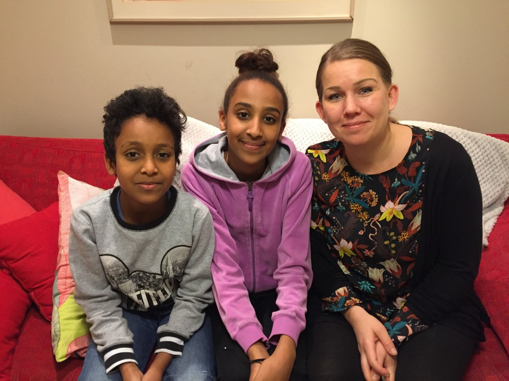 Sinna, Menasse och Lisa